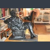 Бюст, статуетка из метала А.С.Пушкина
