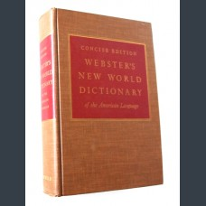 Webster's New World Dictionary of the Amerikan Language, Ред.колегия