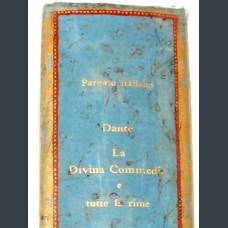 Dante, La divina commedia, 1954,