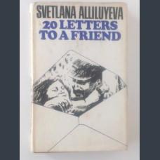 Alliluyeva Svetlana. Twenty letters to a friend