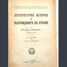 Литературна история
