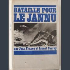 Bataille pour le Jannu. Franco, Jean; Terray, Lionel