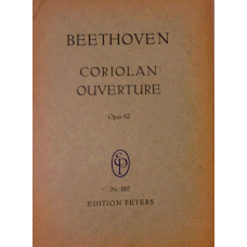 Beethoven, Ludwig van Movements/Sections: Allegro con brio.