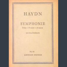 Haydn, Joseph Symphony No.104