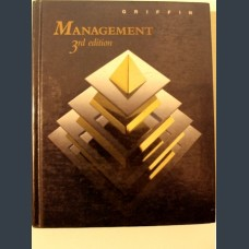Griffin. Management, 3 th ed.