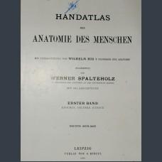 Атлас анатомии человека. Т.1 и 3